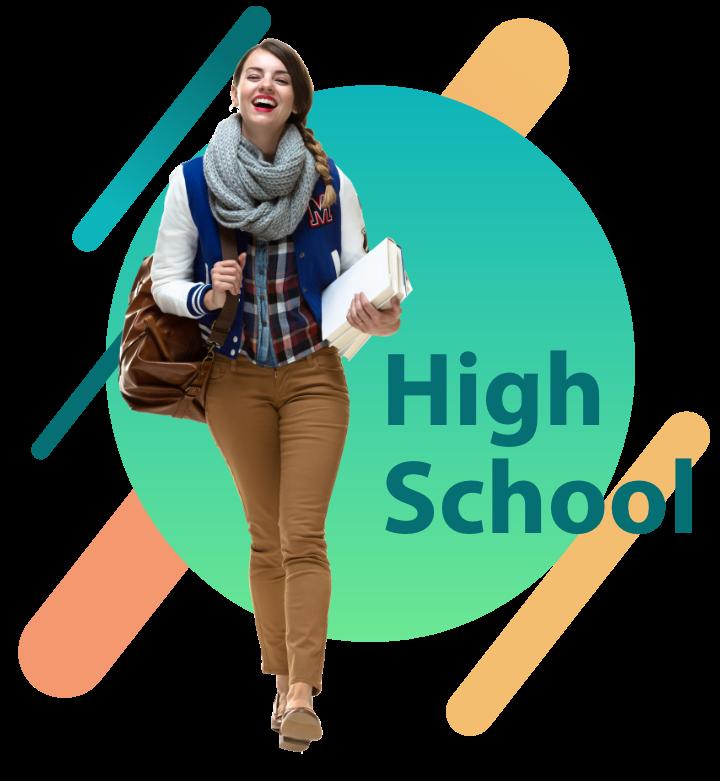 Agende uma visita High School