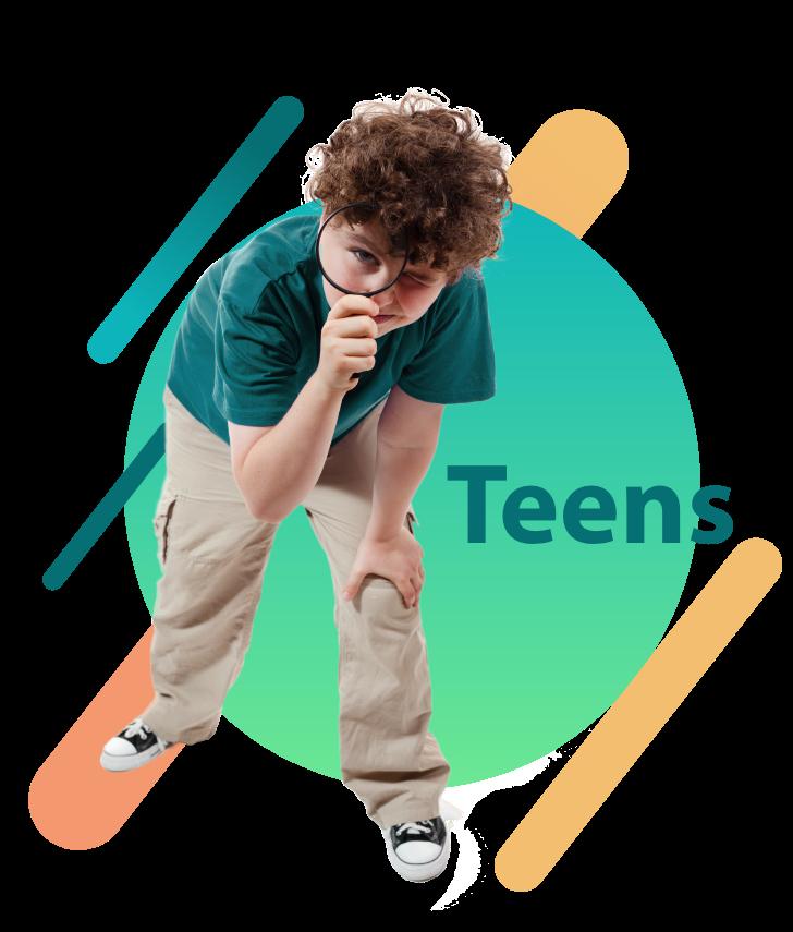 Agende uma Visita Teens